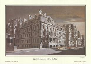 Richard Haas: The Old Executive Office Building