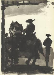 Pablo Picasso: Toros II