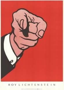 Roy Lichtenstein: Untitled