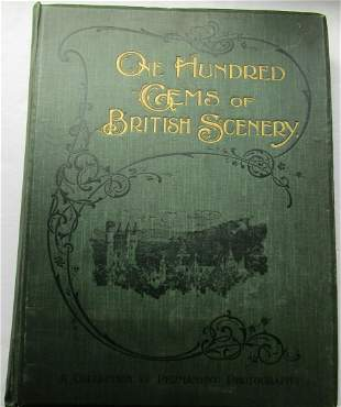 One Hundred Gems of British Scenery