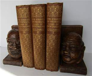 The Essays of Michael Lord of Montaigne