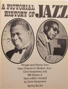 A Pictorial History of JAZZ