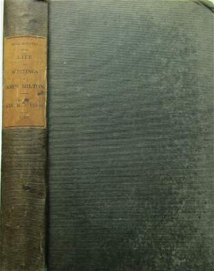 Some Account of the Life And Writings Of John Milton