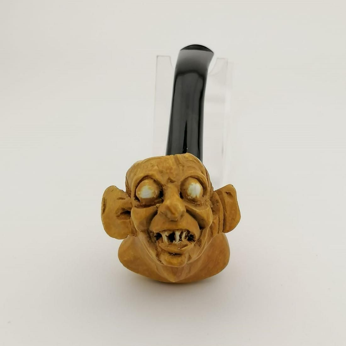 Gollum Lotr,Lord Of the Rings,Hand carved Meerschaum