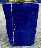 AAA Quality 2.5 Kg Vintage,Royal Blue Lapis Lazuli