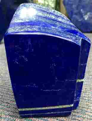 AAA Quality 2 Kg Vintage,Royal Blue Lapis Lazuli Tumble
