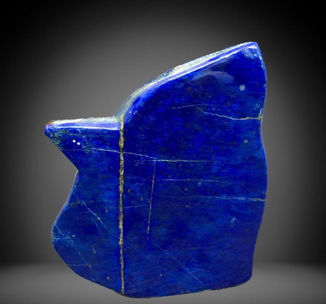 AAA Quality1.4 Kg Vintage,Royal Blue Lapis Lazuli