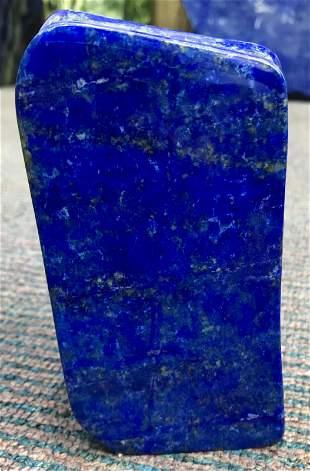 WOW 1.8 Kg Vintage,Royal Blue Lapis Lazuli Tumble From