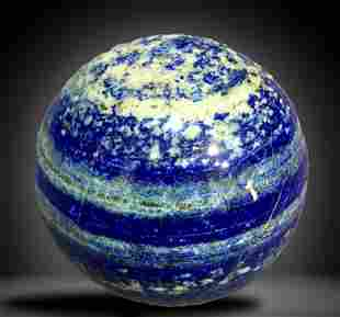 1300 Grams Royal Blue Lapis Lazuli with Pyrite Combine