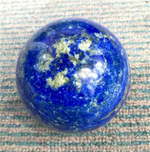 AAA Quality 980 Grams Royal Blue Lapis Lazuli Combine