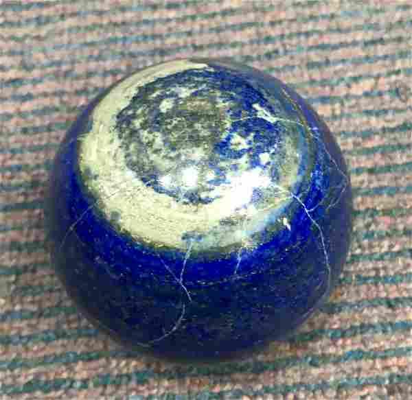 800 Grams Royal Blue Lapis Lazuli Combine Sphere Ball