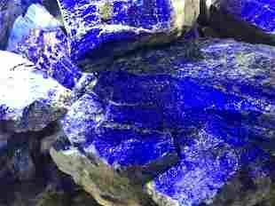 30 Kgs 100% Natural High Quality Lapis Lazuli Healing