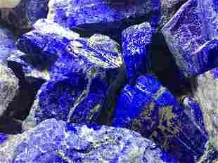 40 Kgs 100% Natural High Quality Lapis Lazuli Healing