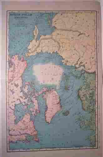 North Polar Regions 1900