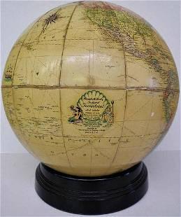 Rand McNally Terrestrial Art Globe