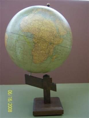 Rand McNally 12 Inch Terrestrial Globe