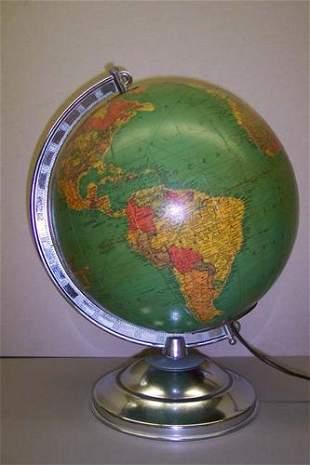 Replogle 10 Inch Library globe.