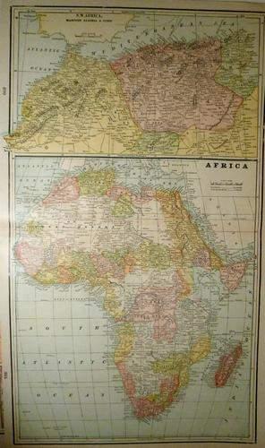 Africa 1897