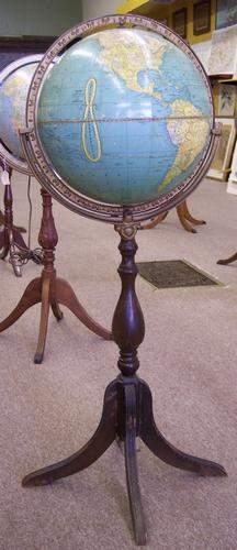 Cram's Universal Terrestrial Globe -12 inch-