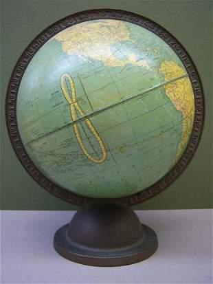 9 inch Terrestrial Globe