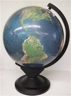 Physical Globe Puzzle