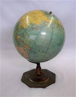 12 inch Terrestrial Globe.