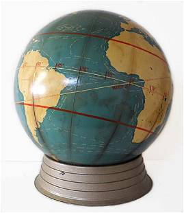 Cram's Project Globe. 16 Inch