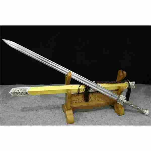 Dagger glaive manganese steel sword saber blade hunting