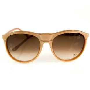 Chloe CL 2190 C 03 Degrade Brown Lens Beige Sunglasses
