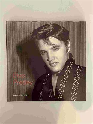 Elvis Presley (Icons of Our Time) By Alison Gauntlett