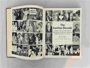 The Lawless Decade A Pictorical History of a Great
