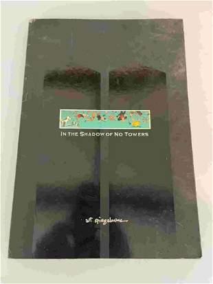 In the Shadow of No Towers Hardcover Art Spiegelman