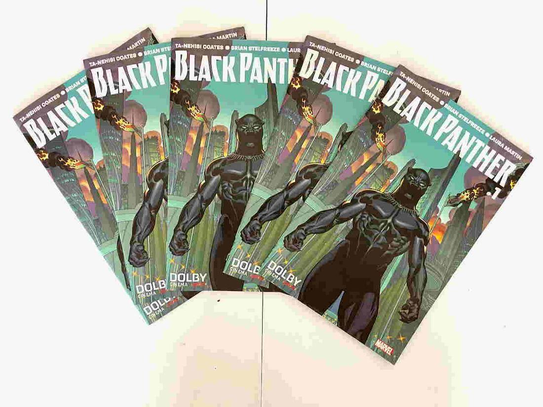 BLACK PANTHER COMICS #1