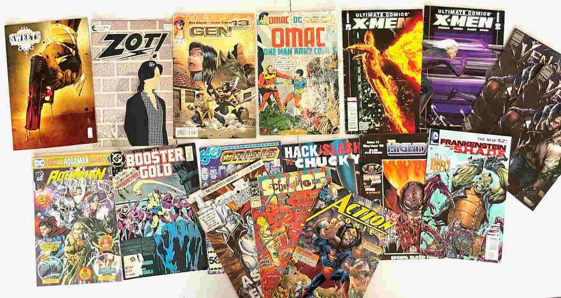 THE VARIOUS COMIC SET #5