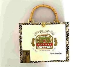BRACIANO CIGAR BOX PURSE #1