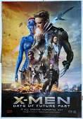 X-MEN ONE SHEET