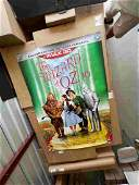 WIZARD OF OZ 75TH ANNIVERSARY SUBWAY/BUS STOP POSTER