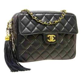 Authentic Chanel Chain Shoulder Bag