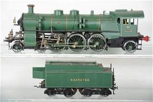 Wilag gauge 1 (Made in Germany) , K.Bay 4-6-2