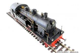 Aster BR78 232T locomotive, all steel and brass, live