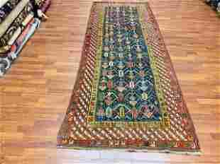 19th Century Gendje Caucasian Rug-3308