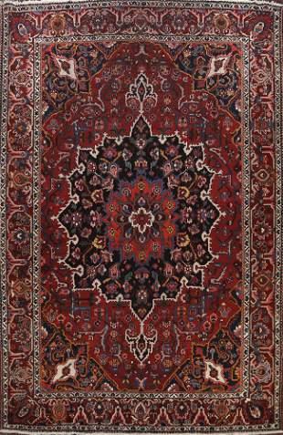 Pre-1900 Antique Vegetable Dye Balouch Persian Area Rug