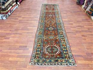 Antique Persian Karajeh Runner
