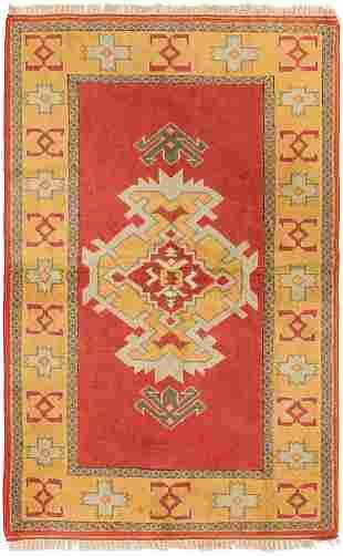 "Hand-knotted Turkish Melis Rug 5'9"" x 7'6"""