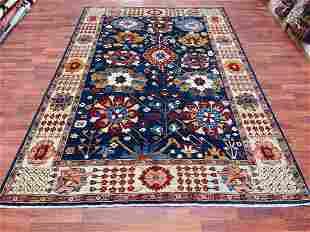 All over Persian Design serapi Rug-4823