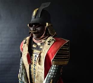 Beautiful and very impressive Japanese Samurai
