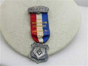 Junior Order of United American Mechanics.O.U.A.M. John