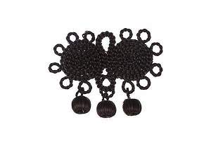 Victorian Mourning Brooch/Pin