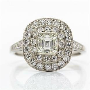 Platinum Diamonds Engagement Ring