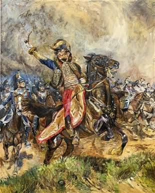 Cortez - General Ludwik Charls Luis